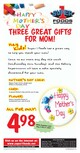 05/05 - 05/11 Mother's Day Ad